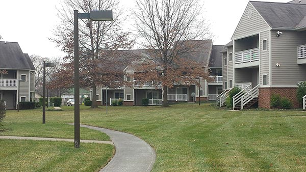 Treetops Park Winchester VA Apartments PageBrooke Development