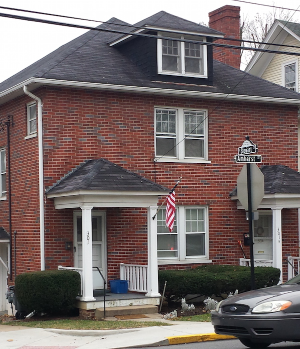 Apartments For Rent In Winchester Va: Stewart & Amherst Street Apartments 2BR
